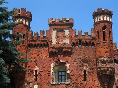 Belarus: and I have been here!! The fortress at Brest on the border of Poland. See all of the bullet holes from WWII. Very sad...