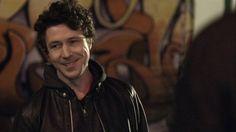 Aidan Gillen as Weiss in Blitz.