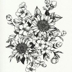 … Forearm flower tattoo Sunflower tattoo sleeve and Sunflower tattoos,… - Tattoo Sunflower Tattoo Sleeve, Sunflower Tattoo Shoulder, Sunflower Tattoos, Flower Sleeve, Sunflower Mandala Tattoo, Sunflower Tattoo Design, Forearm Flower Tattoo, Forearm Tattoos, Tattoo Flowers