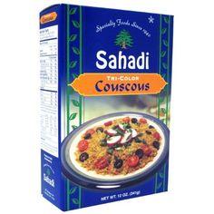 Sahadi Tricolor Couscous #AmazonGrocery