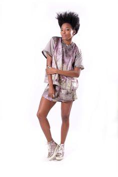 www.tamaraheraclio.com t-shirt +skirt = Vanessa.