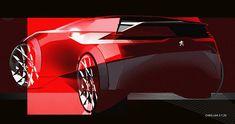 Car Design Sketch, Car Sketch, Car Photos, Car Pictures, Car Pics, Exterior Rendering, Exterior Design, Cars And Coffee, Car Drawings