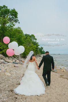 el globo como elemento nostálgico y decorativo en #bodas... www.todo-globos.es