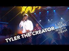 Tyler The Creator Performs '911'  #crystalcl3arr #crystaltillman #tylerthecreator #scumboy #flowerboy #lateshow #stephencolbert