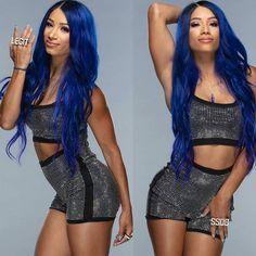 Wwe Divas Paige, Wwe Female Wrestlers, Black Wrestlers, Lingerie Football, Mercedes Kaestner Varnado, Wwe Sasha Banks, Wwe Girls, Wrestling Divas, Wwe Womens