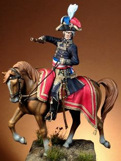 General Andre Massena, by Rod Curtis