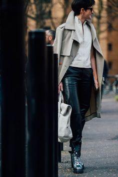 London Fashion Week Street Style Pictures Gallery | British Vogue
