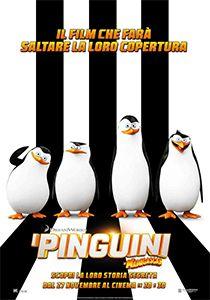 I pinguini di Madagascar scheda film completa e opinioni