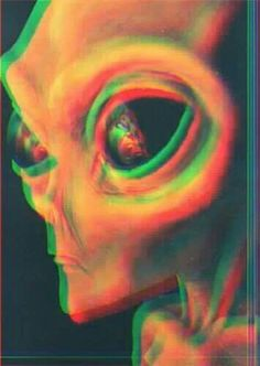 """ Try being toasted with delicious mints or… Trippy Alien, Alien Art, Aliens And Ufos, Ancient Aliens, Dragon's Teeth, Have A Nice Trip, Psy Art, Space Aliens, Hippie Art"