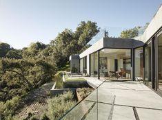 Oak Pass House, Beverly Hills. Walker Workshop. Necessary #360.