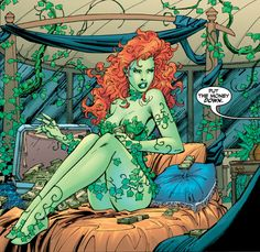 Poison Ivy - Jim Lee