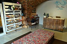 Loja de sapatos #pallet  Preços e encomendas: oitomaos@oitomaosatelier.com.br
