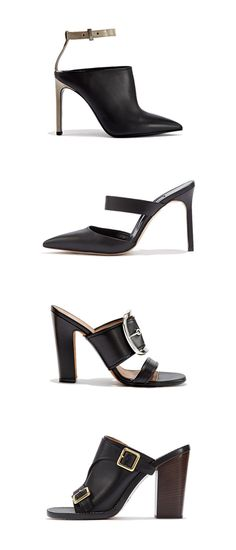mules and slides | cynthia reccord