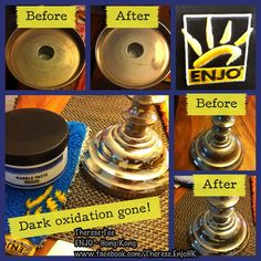 ENJO makes cleaning easier and chemical Free! Before After Photo, Fibres, Cleaning Hacks, Eco Friendly, How To Make, Life, Products, Beauty Products, Cleaning Tips