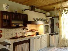 traditional russian kitchens interior design - Google Search
