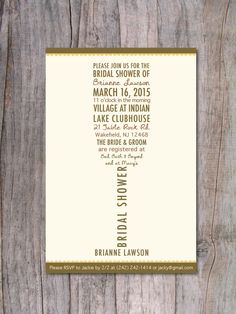 bridal shower invitations wine theme How to make invitation cards