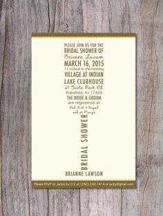 bridal shower invitations wine theme How to make invitation cards