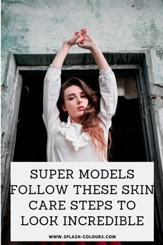 We all love and want to have a gorgeous glowing and healthy skin complexion but we never give. Classic Nails, Best Skin Care Routine, Pretty Hands, Hand Care, Feet Care, How To Do Nails, Good Skin, Healthy Skin, Supermodels
