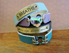 DIY Leather Bracelets: Setting Rivets and Eyelets – Rings and Things