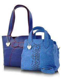 Papillons Sac à main (Bleu) (BNS CB014): Amazon.in: Chaussures et sac à main