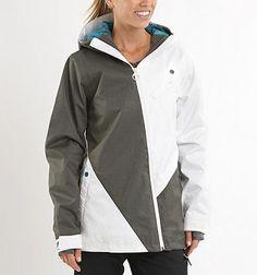 I really like this snowboard jacket!