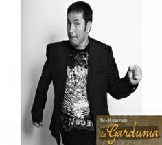 Cena + Monologo en La Gardunia de Sabadell el 28 de Marzo