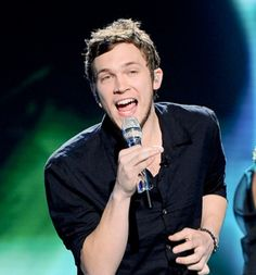Our new 2012 American Idol Phillip Phillips!