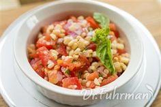 Dr. Fuhrman's Summer Corn and Tomato Sauté/Salad