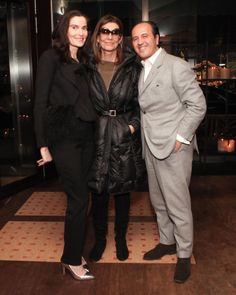 Party of Style - Jennifer Creel with Martine and Prosper Assouline Assouline, After Hours, Book Of Life, Vince Camuto, New Books, Tommy Hilfiger, Suit Jacket, Glamour, Celebrities