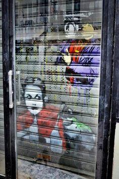 no rules corp - street art - Paris 11, rue de la folie méricourt (mai 2014)
