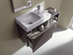 Kleine Badkamer Oplossing : Sphinx 345 xs badkamerserie. de oplossing voor de kleine badkamer