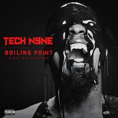 Boiling Point is the fifth EP by rapper Tech It was released on October 2012 by Strange Music. It is the final CD/EP in the K. Underground Rappers, Tech N9ne, Boiling Point, Strange Music, Hip Hop News, Fantasy Male, Album Releases, Man Alive, New Music