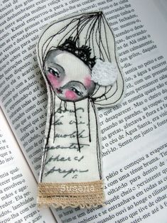 Art Doll /Brooch - Light Collection | ....all abouT Light an… | Flickr
