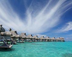 Conrad Bora Bora Nui Hotel, PF - Overwater Villas