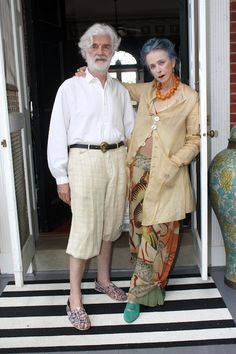 eccentric couple beatrix ost and Ludwig kuttner