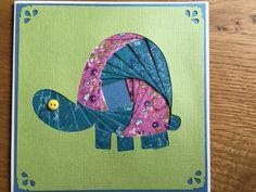 Iris folded Tortoise
