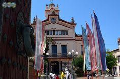 Templo budista del garraf barcelona