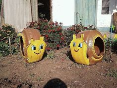 snail+out+of+tire | Image Source: Home Design