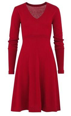 Ullkjole. C1 classic dress