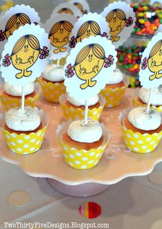 Little Miss Sunshine Birthday Party