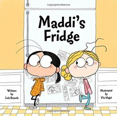 Maddi's Fridge by Lois Brandt   Book addresses poverty on a local level.  Maybe read before introducing a service project