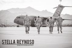 [Stella Reynoso Photography for the Bulldog Brigade Memorial Association] Fort Bliss Bulldog Brigade Homecoming 2012