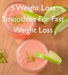 5 Weight Loss Smoothies You Wouldn't Imagine That Aid in Fast Weight Loss Here are a couple of surprising Detox smoothies you may not have imagined, that can help you on your way to Quick weight loss!  Peanut butter and banana Believe it or not, this delicious, energy boosting smoothie, but the secret is in the amount of protein it provides, that will make you feel full and energized, so it is perfect before you go to the gym or in early in the morning to start the day! Take it instead of…