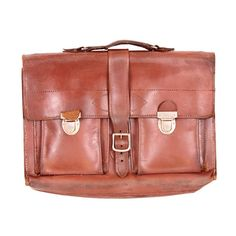 I pinned this Vintage Berlin Leather Bag from the Select Vintages event at Joss and Main!