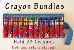 GIVEAWAY -- Free Crayon Bundle -- Enter to WIN by April 20, 2012!