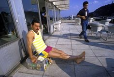 Singer Freddie Mercury , of British rock group Queen, at a hotel in Budapest, Get premium, high resolution news photos at Getty Images Queen Freddie Mercury, Brian May, John Deacon, We Are The Champions, Roger Taylor, Greatest Rock Bands, British Rock, Queen Band, Rock Groups