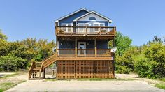 Twiddy Outer Banks Vacation Home - Oasis I - Corolla - Oceanside - 5 Bedrooms