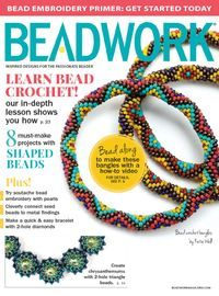 May 01, 2015 issue of Beadwork