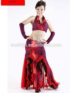 Fashional danza costume sexy, danza del ventre costume, buon costume di danza del ventre-Abito di Performance-Id prodotto:628946868-italian.alibaba.com