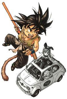 Read Dragon Ball Bulma and Son Gokuu online. Dragon Ball Bulma and Son Gokuu English. You could read the latest and hottest Dragon Ball Bulma and Son Gokuu in MangaHere. Akira, Dbz, Dragon Ball Z, Sheng Long, Manga Anime, Anime Art, Manga Dragon, Ball Drawing, Popular Manga